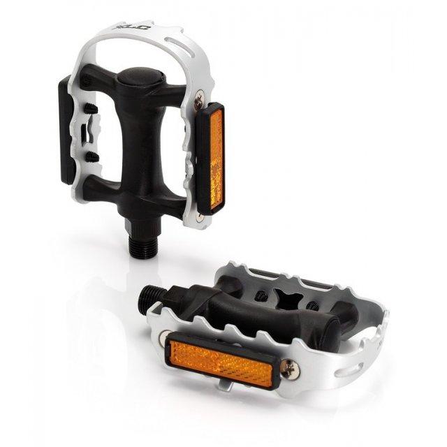 XLC MTB Pedal PD M03 Fahrradpedale schwarz//silber