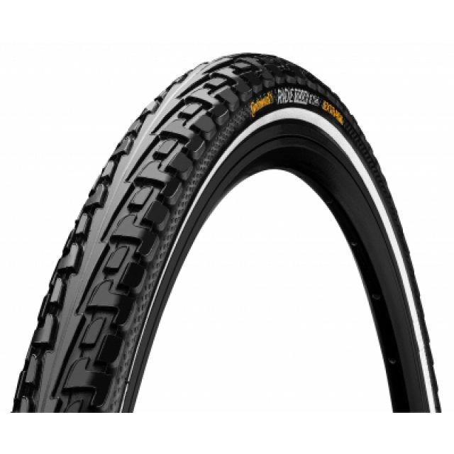 """Michelin Reifen Protek Draht 28/"""" 700x32C 32-622 Reflex schwarz Fahrrad"""