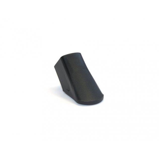 schwarz 1 Stück Halterolle für Ausstellungsständer universell passend